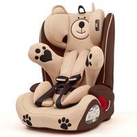 Детское автокресло Babyfond, детское безопасное сиденье, автомобильный интерфейс ISOFIX Baby, 9 месяцев 12 лет, автомобильное сиденье