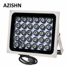 AZISHN CCTV LEDS 30 IR Infrared Illuminator night vision 850nm IP65 metal outdoor CCTV Fill Light For CCTV surveillance camera