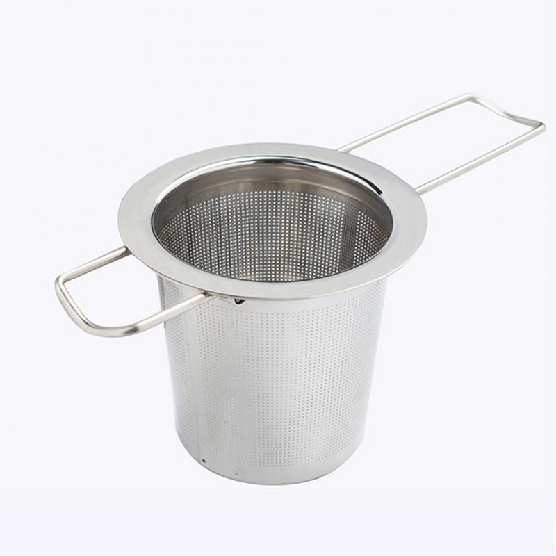 Tool Loose Stainless Steel Filters Spice Diffuser Tea Strainer Drinkware