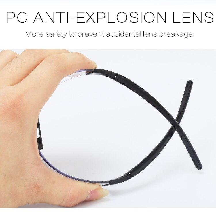 Photochromic polarizado ciclismo eyewear lentes ciclismo mtb