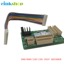 einkshop Brand Chip Decoder For HP Designjet  500 500ps 510 800 800ps 815MFP 820MFP 10PS 20PS 50PS 30 70 90 100 110 111 120 130 power supply assembly for hp designjet 90 100 110 120 130 c7790 60091 q1292 67038 q1293 60053