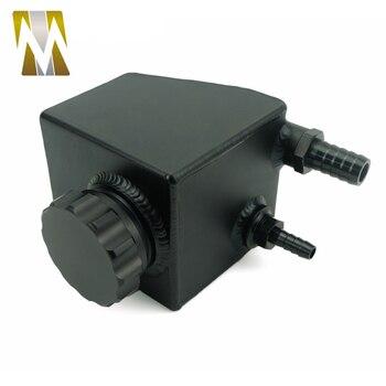 Pièces en aluminium de CNC automatique convient pour V6 V8 VT VX VU VY VZ VE LS1 LS2 réservoir de direction assistée en alliage Commodore argent/noir