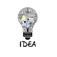 Idea bulb creative colorful Acrylic 3D wall stickers office living room sofa background wall decoration Modern