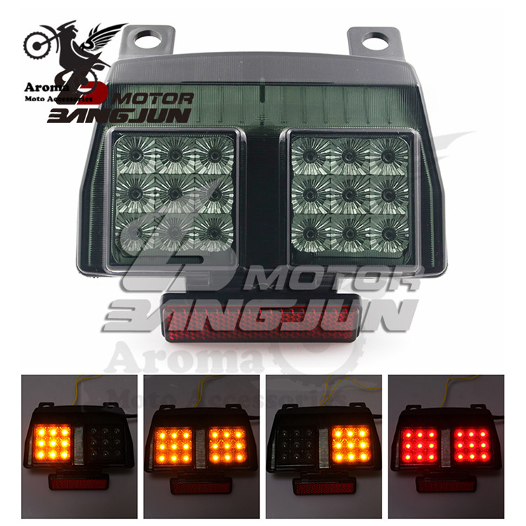 professional Modified accessories brand scooter part moto warning signal light for DUCATI 748 996 998 916 motorcycle brake light