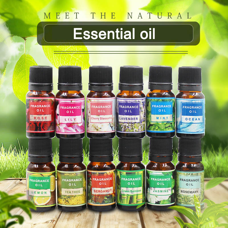 Pure Natural Plant Essential Oils Aromatherapy Essential Oil Fragrance Aroma @ME