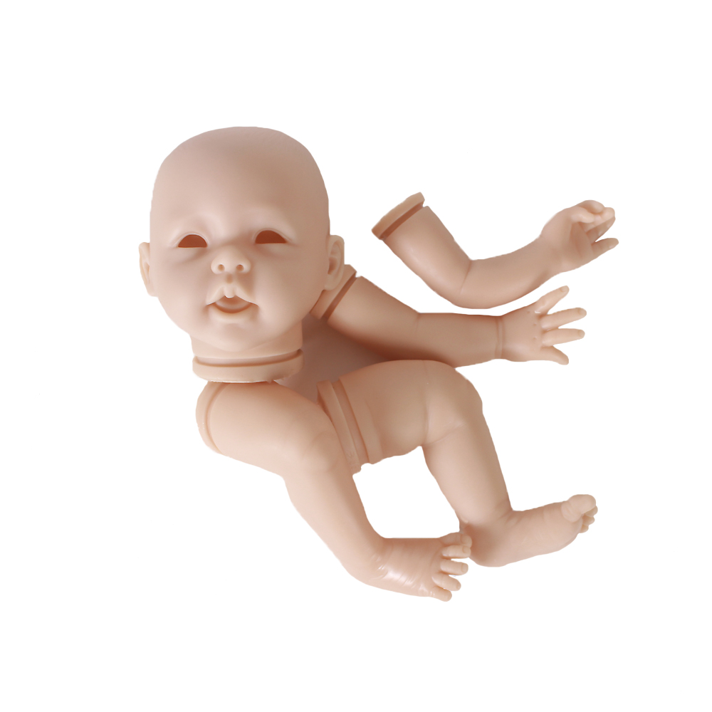 Large 29inch Unpainted Reborn Doll Mold /& Cloth Body Baby Supplies DIY