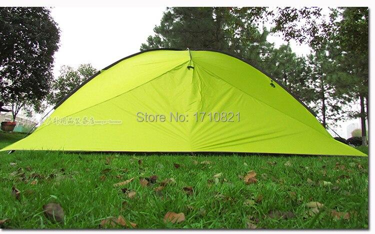 Nouveau style 3 murs! Bonne qualité 480*480*480*200 cm grand espace étanche ultra-léger abri solaire bivvy auvent tente de plage