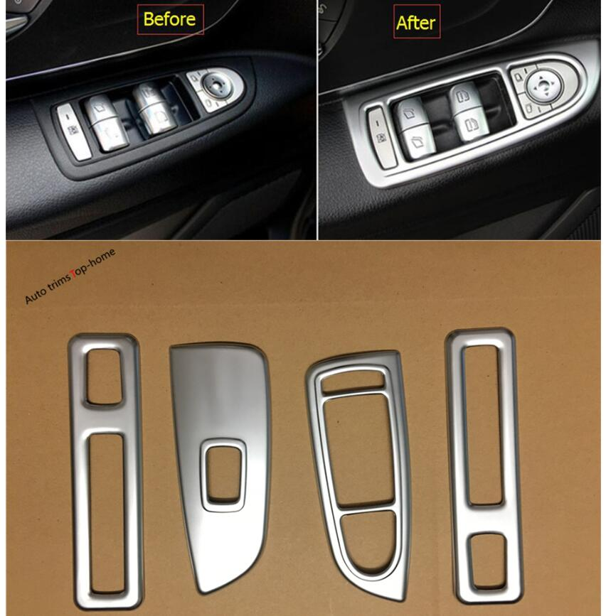 Yimaautotrims Inner Car Door Stereo Speaker Audio Loudspeaker Strip Cover Trim 4 Piece Abs Fit For Honda Cr-v Crv 2017 2018 2019 With A Long Standing Reputation Interior Accessories