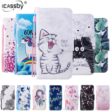 Xiomi Mi 8 Case Flip PU Leather Wallet Cover For Xi