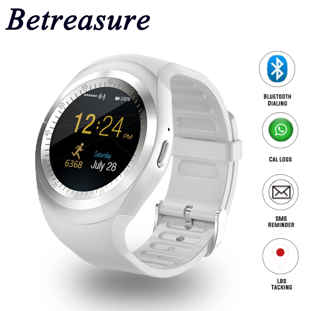 IOS, Business, Smartwatch, Phone, Smart, For