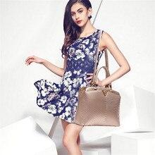 Miyahouse 3PCS/SET PU Leather Shoulder Bag For Female Luxury Female Messenger Bag England Style Crossbody Bag For Women