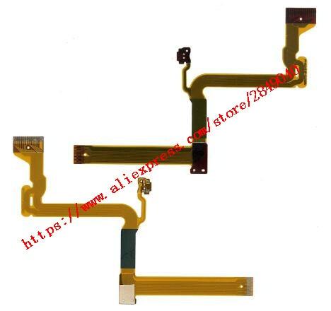 NEW Video Camera Repair Parts For PANASONIC SDR-H85 SDR-H86 SDR-H95 SDR-H101 H85 H86 H95 H101 LCD Flex Cable