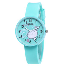 Cute Clock Women Watches Fashion Casual Silicone Jelly Quartz Watch Women Simple Wrist Watch Relogio Feminino bayan kol saati цена