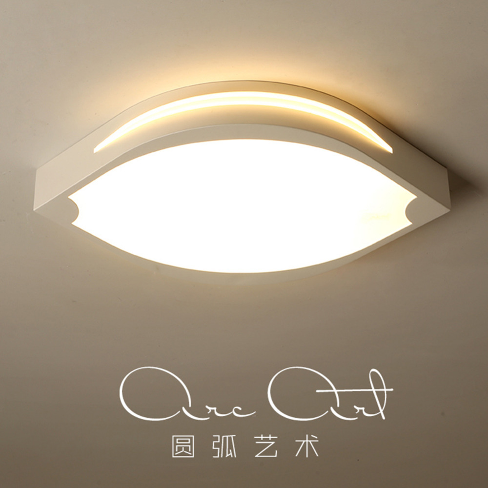 Remote Control Modern Lamp Panel LED Ceiling Light Living Room Square Hall Surface Mount Flush Lighting Fixture Bedroom Study