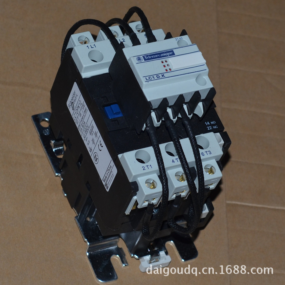 Schneider Lc1 Dgk11 32 40a Three Pole Capacitor Contactors Cj19 Telemecanique Contactor Wiring 220 380v In From Home Improvement On Alibaba Group