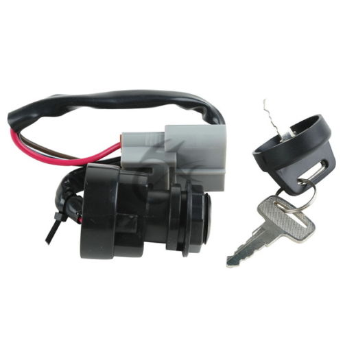 ignition switch key for yamaha grizzly 660 yfm660 2002. Black Bedroom Furniture Sets. Home Design Ideas