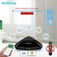 Original Broadlink RM2 Rm Pro WIFI Smart Home Universal Intelligent Controller IR RF Switch Wireless Remote