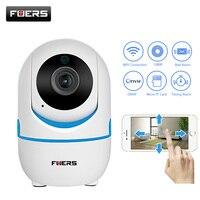 Fuers Mini Wireless Dual HD 720P 1080P IP Camera 2 0MP WIFI IP Camera Mail Alert