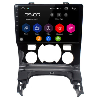 """9"""" IPS 4G DSP Carplay Android 8 Octa Core 4GB RAM 64GB ROM BT RDS Car DVD Player Radio GPS Glonass For Peugeot 3008 2011-2016 AT"""