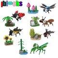 Set de insecto KAIZHI 2016, nuevo juguete DIY infantil de bloques en modelo de construcción y armado en 3D, bloques plásticos educativos para niños de 5 a 12 años