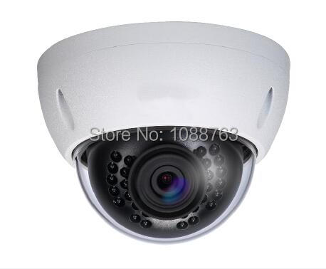 Free Shipping DAHUA IP Camera 4MP Full HD WDR Vandalproof and Waterproof IR Network Dome Camera without Logo IPC-HDBW4421E-AS dahua 2mp full hd 20x network ptz dome camera ip67 vandalproof poe without logo sd60220t hn