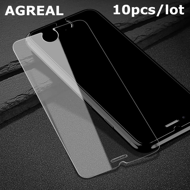 pcs HD Clear Screen Protector for iphone plus  mm D Curved