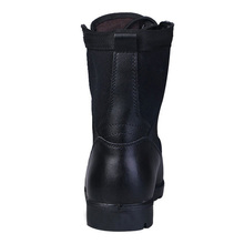 Outdoor sport brand men High boots fishing Desert climbing Hiking Shoes Military Tactical Shoe 125zr