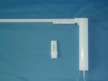 SILENT motorized curtain track, smart home used motorized curtain, DOOYA motor DT82TV, FREE SHIPPING