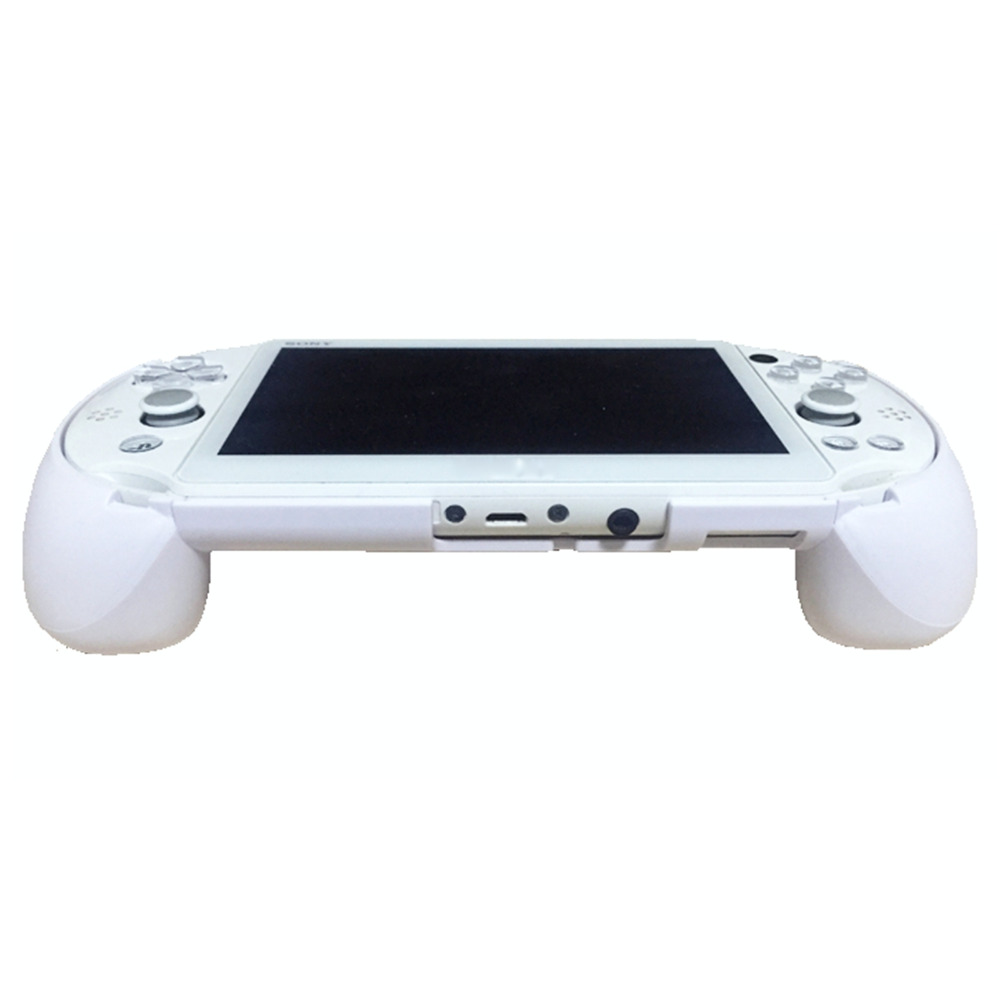 Case Cover for PS Vita 2000 PSV 2000 Upgrade L2 R2 Trigger Grips Handle Holder Gaming Accessories цена и фото