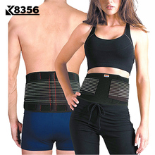 K8356 Outdoor Sports Adjustable Waist Support Belt Band Protective Gear Sports Safety Fitness Basketball Lumbar Support Belt