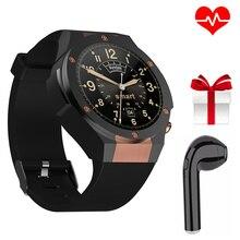 Smart watch BT4.0 esportes ritmo cardiaco pulsometro smartwatch reloj inteligente MTK 6580 telefone inteligente para huawei Lenovo