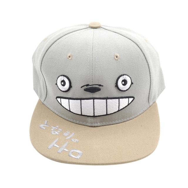 Studio Ghibli My Neighbour Totoro  – Unisex Gray Totoro Baseball Cap