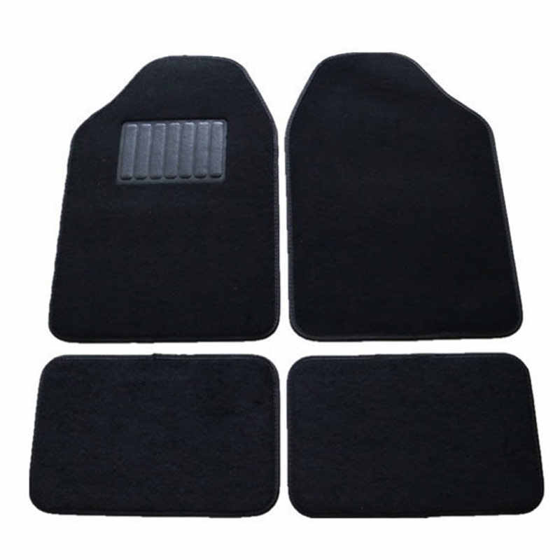 car floor mat carpet rug ground mats accessories for Toyota tacoma tercel venza verso vios vitz wish Yaris 2004 2007 2008