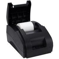 Thermosensitive printer Bluetooth 58mm small bill takeout printer supermarket cash register POS phone