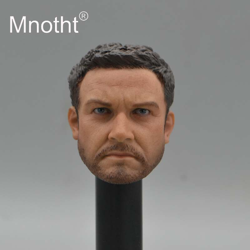 купить Jeremy Renner Head Sculpt for 12inch Action Figure Toys 1/6 Scale Male Soldier Head Carving Superhero Character Model Mnotht M3n по цене 1769.86 рублей
