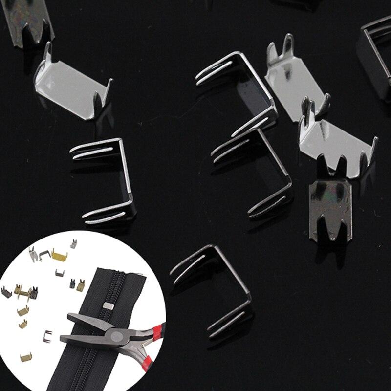 Нейлоновая молния 3 5 8 10 # портной стопор для инструментов швейная молния ремонтные аксессуары металлическая пробка 5 цветов 30 шт.|Молнии|   | АлиЭкспресс