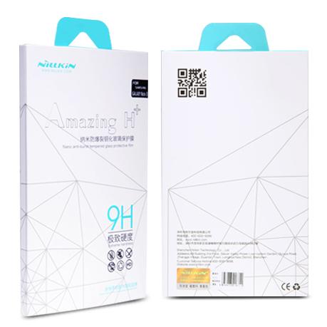 Para iphone 7 original nillkin increíble h + nanómetros anti-explosion templado protector de pantalla de cristal para iphone 7