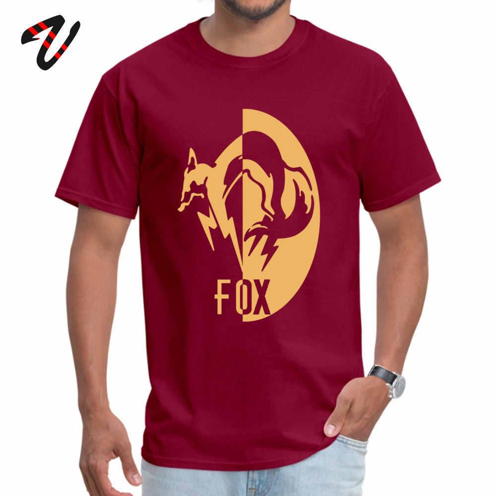 Garçon Designer hauts fête Chemises Col rond D'été T-shirts En Coton décontracté À Carreaux Linux FoxHound logo T-Shirt livraison directe