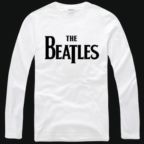 beatles long sleeve t shirt