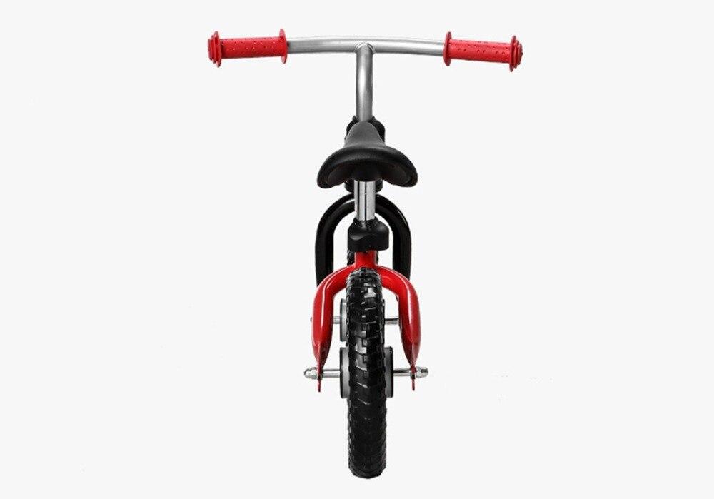 WEST vélo enfants Balance vélos bébé marcheur 2-4 ans anti-dérapant pas de pédale Scooter pour bébé vélo sûr bébé marcheur - 6
