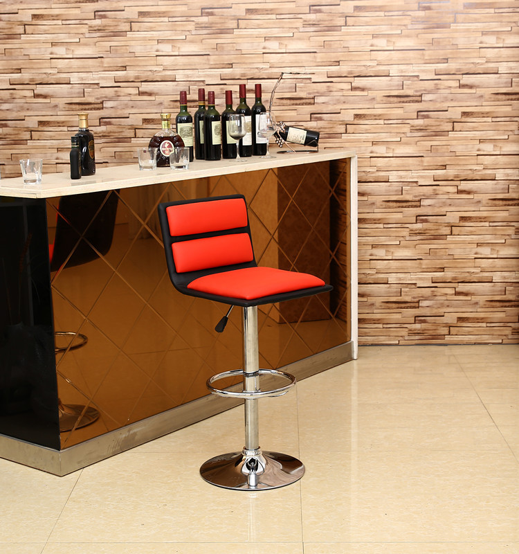 European style bar red chair retail KTV nightclub white stool tea table coffee house chair free shipping southeast asia fashion bar stool retail red white black countryside bar pastoral style stool free shipping