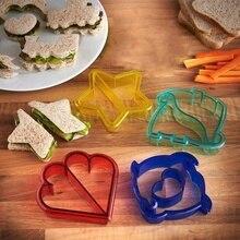 Ein satz von 10 tier form sandwich mold toast cookies kuchen brot keks cutter form diy tools