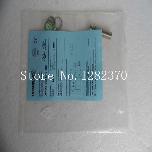 [SA] New original authentic special sales CONTRINEX sensor switch DW-AS-603-M12-120 spot --5PCS/LOT new original dw as 521 m12 dw as 522 m12