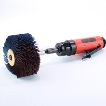 عالية الجودة الهوائية متعددة الوظائف آلات أدوات الهواء أثاث خشبي آلة تلميع المعادن الملمع