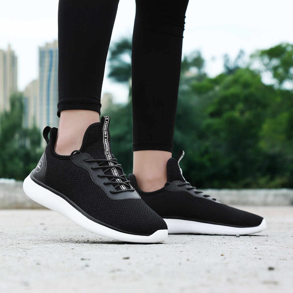 3427fbdbf2f Detail Feedback Questions about KLV Men zapatos de hombre Mesh Shoes Casual  Lace Up Comfortable Soles shoes sneakers schoenen mannen heren Vulcanized  Shoes ...