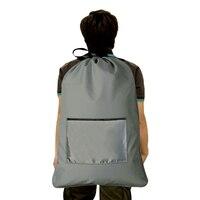 Оксфордская одежда висит сумки шнурок Органайзеры для хранения Прачечная Чемодан рюкзак купе аксессуары для дома поставки товара