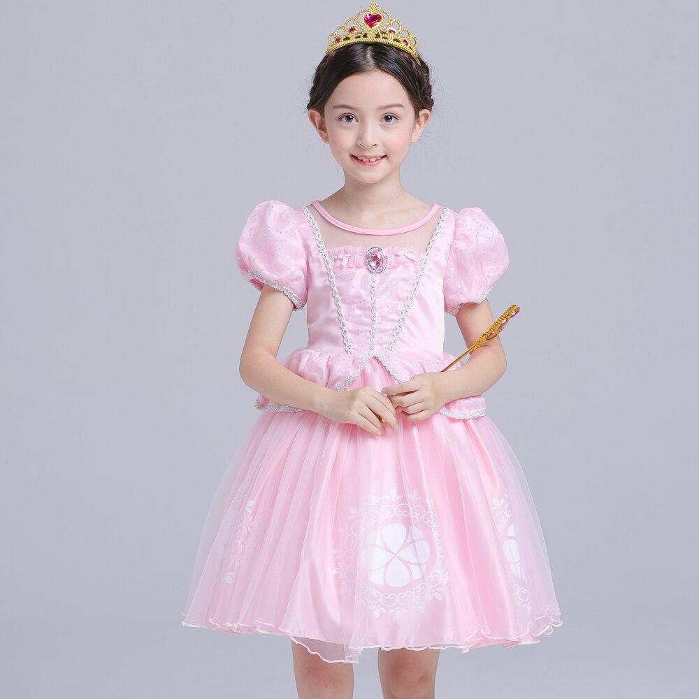 Weihnachten Sofia Prinzessin Kleid Kinder Mädchen Schlaf schönheit ...