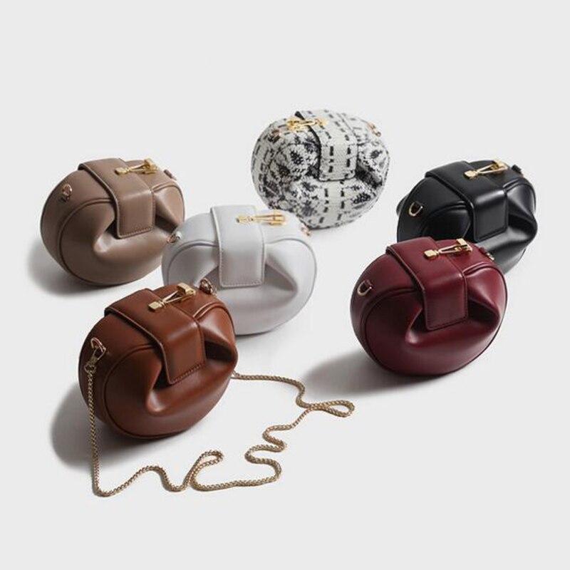 OZUKO Genuine Leather Women Bag 2018 Fashion Crossbody Bag New Hand Designer Shoulder Bags Girls Fashion Jingle Bag Clutch fashion girls pet hand bag brooch set