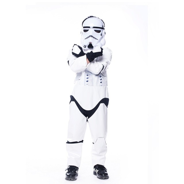 Star Wars The Force Awakens Storm Troopers Costume Kids