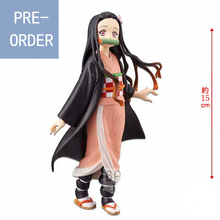 Presale September Demon Slayer Kimetsu no Yaiba figure Nezuko Kamado PVC action model Figurals
